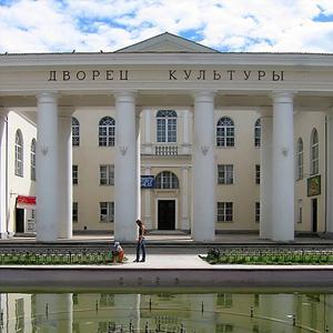 Дворцы и дома культуры Лоухов