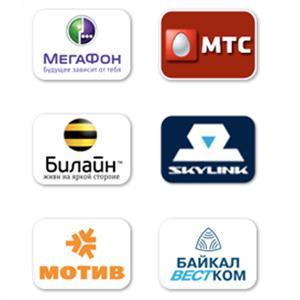 Операторы сотовой связи Лоухов
