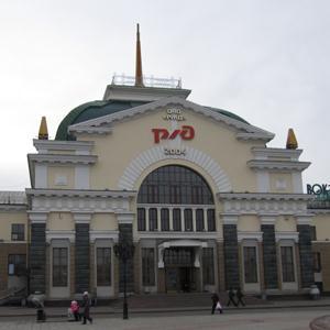 Железнодорожные вокзалы Лоухов