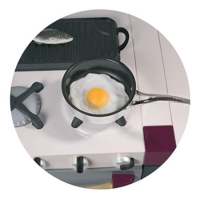 Бар Огонек - иконка «кухня» в Лоухах